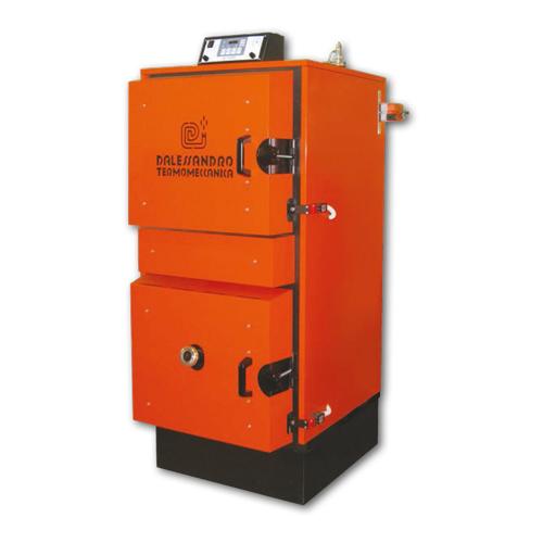 Caldaia d 39 alessandro termomeccanica mod clg kw 30 a legna for Controllo caldaia obbligatorio 2016