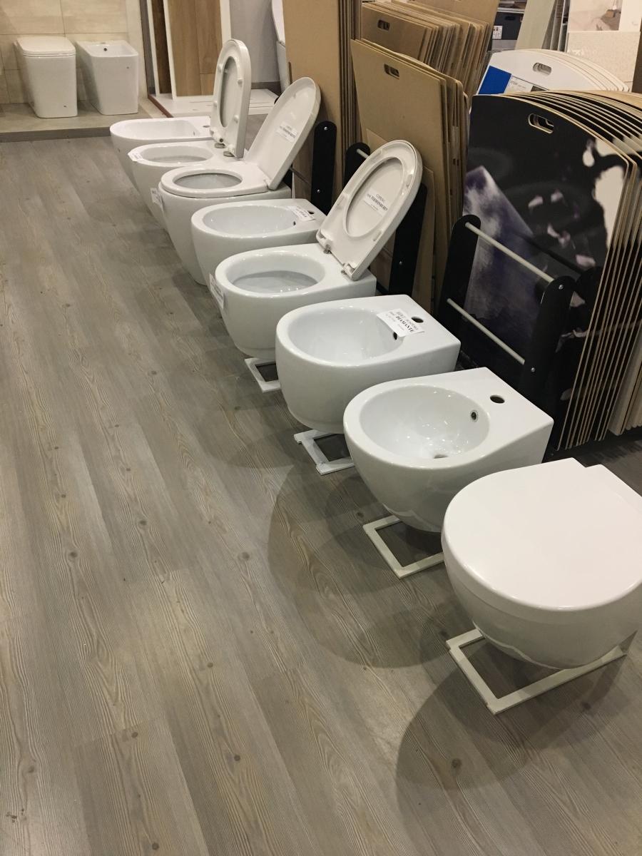 Arredo bagno e sanitari edilvibro for Arredo bagno sanitari
