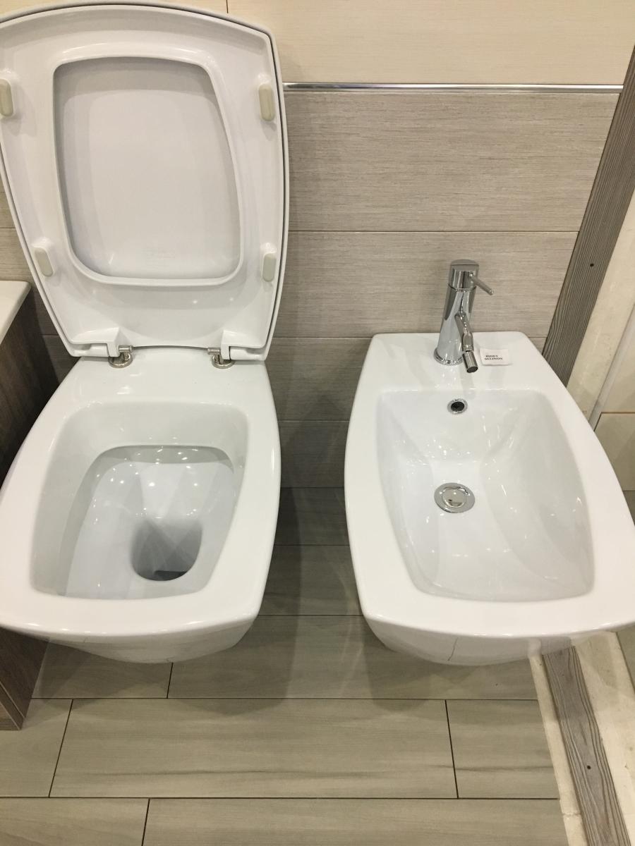 Arredo Bagni E Sanitari.Arredo Bagno E Sanitari Edilvibro