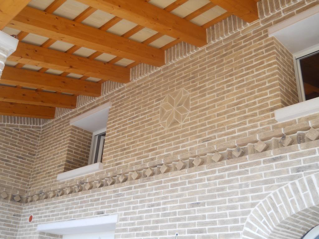 Mattoni faccia vista edilvibro for Arco in mattoni a vista