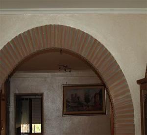 Mattoni faccia a vista edilvibro for Arco in mattoni a vista